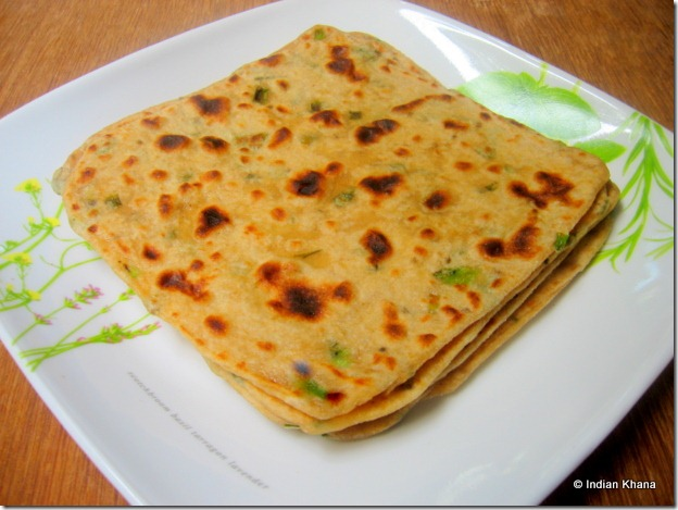 Paratha from Arisha's Kitchen