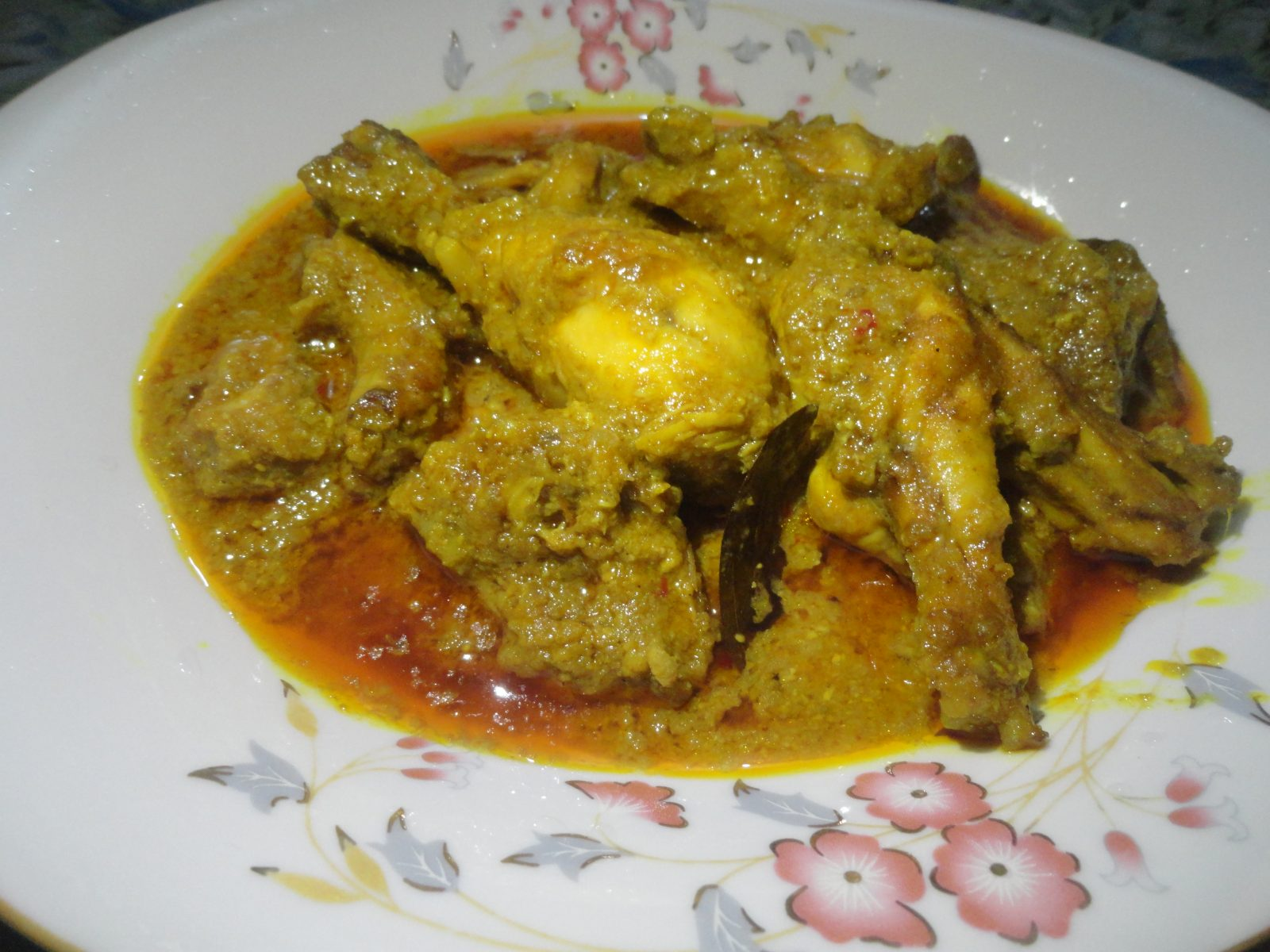Chicken Malai Curry from Mom's Dine