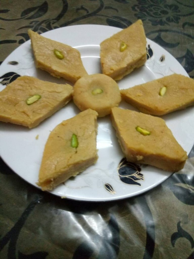 Buter Daler Halua from Homemade Food Factory