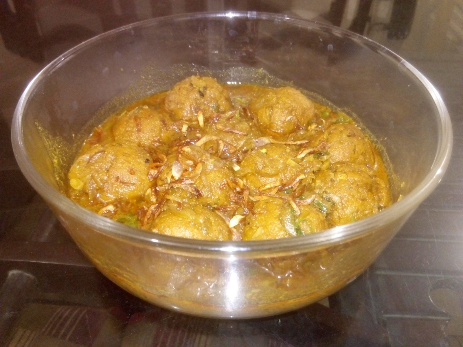 Fish Kofta Curry from Ayesha's Kitchen