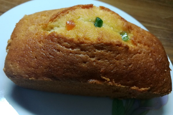 Small Plain Cake from Arisha's Kitchen