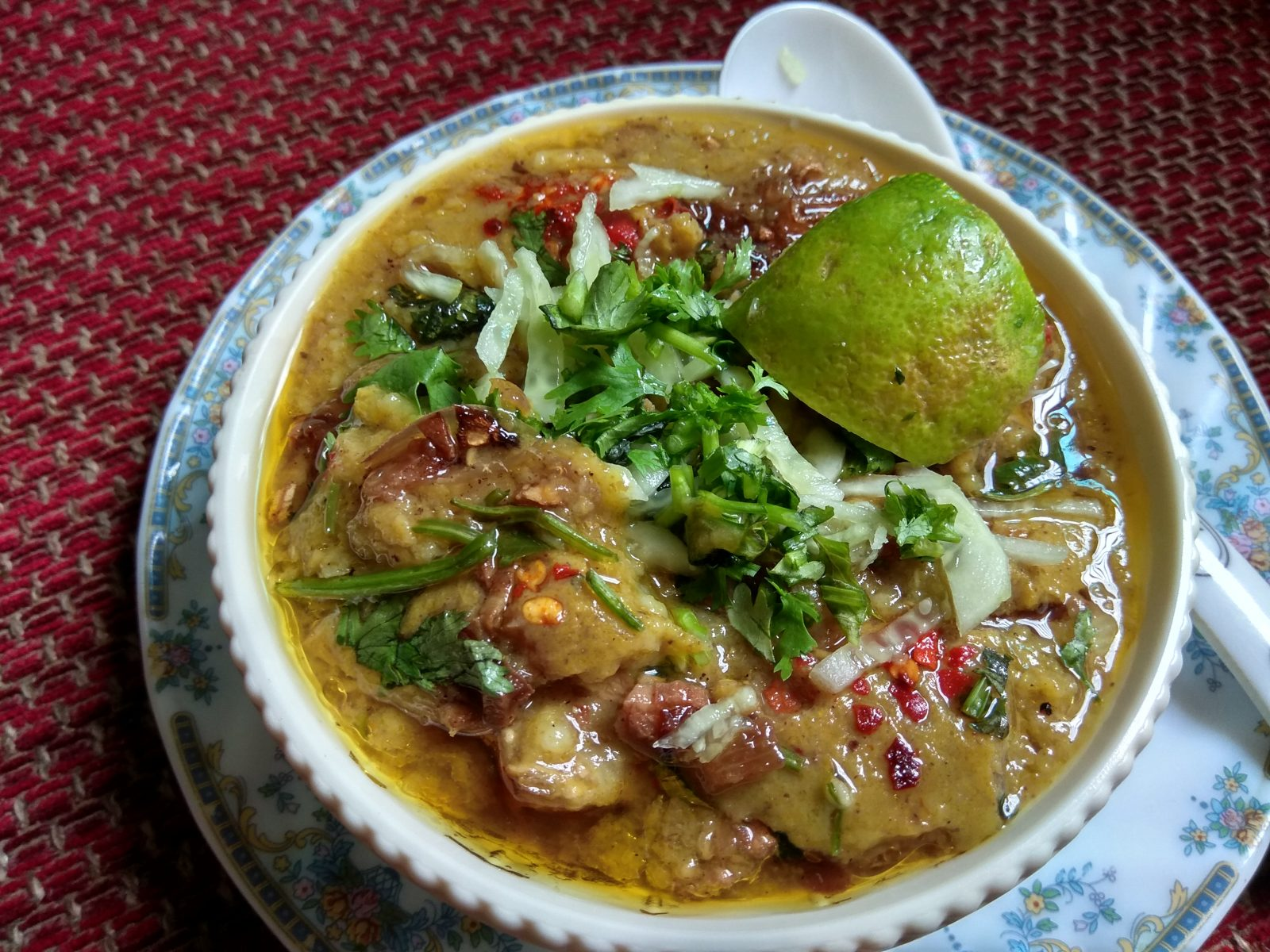 Chicken Halim from Ahh Vulbona
