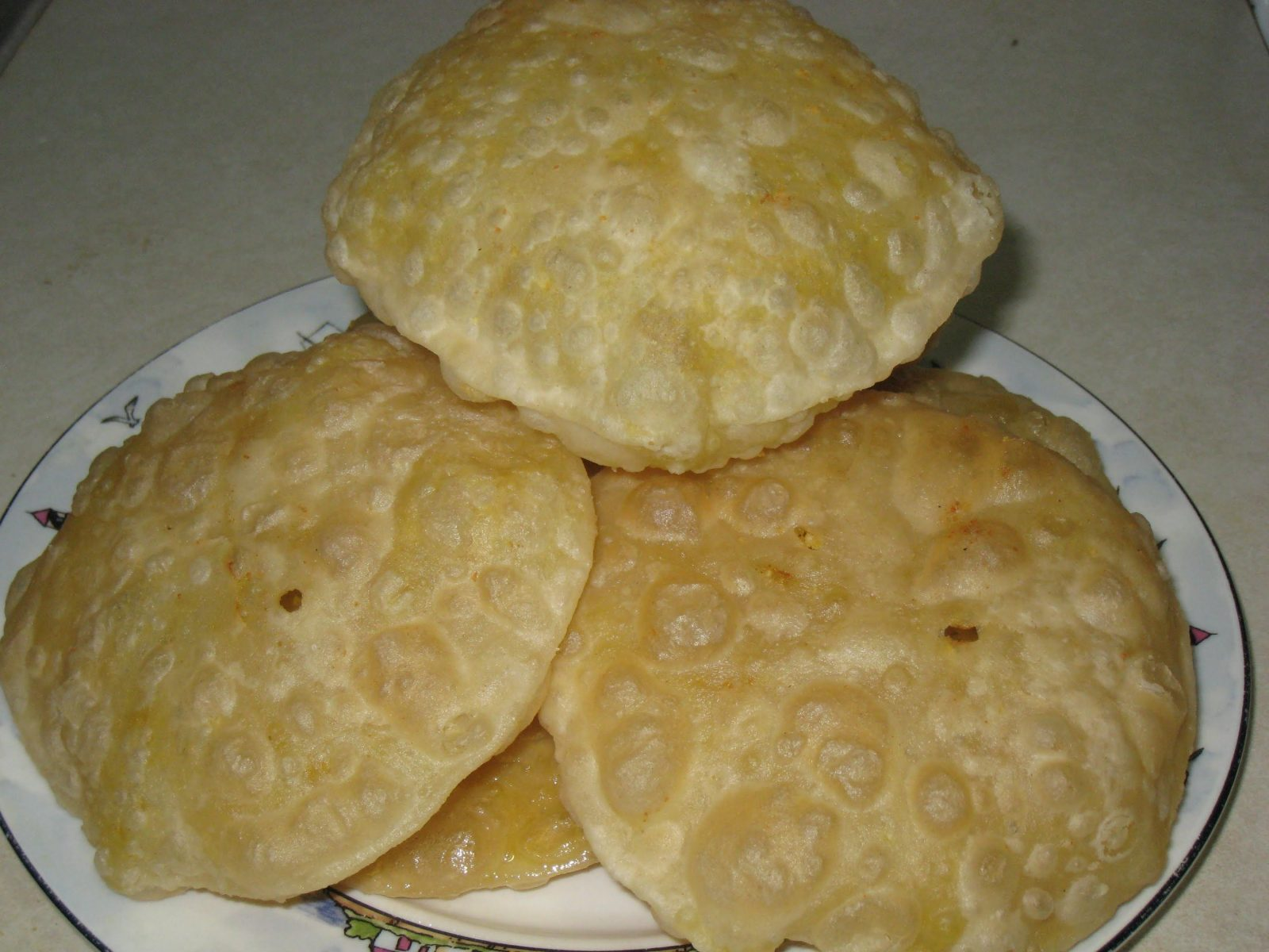 Dal puri (frozen) from Arisha's Kitchen
