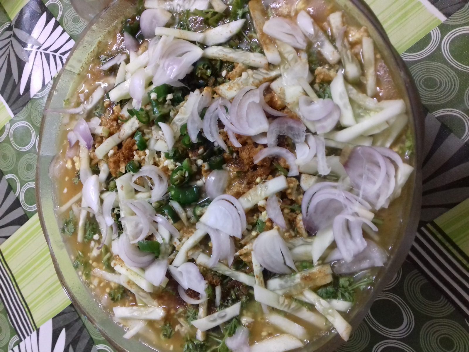Chotpoti from Juthemoni's Kitchen