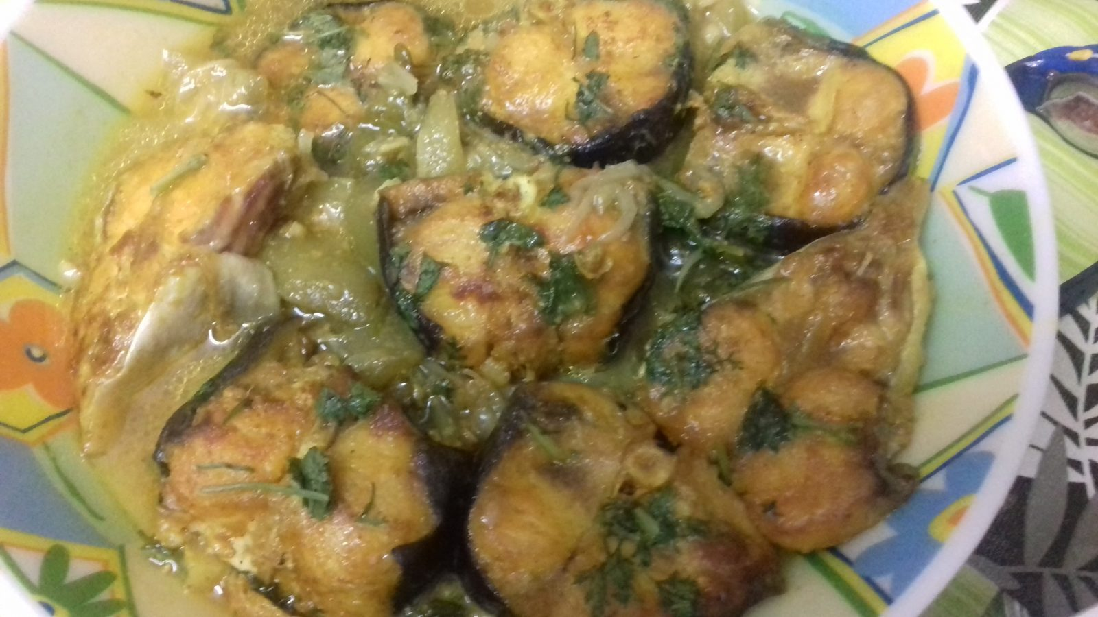 Pangash Fish Curry from Juthemoni's Kitchen