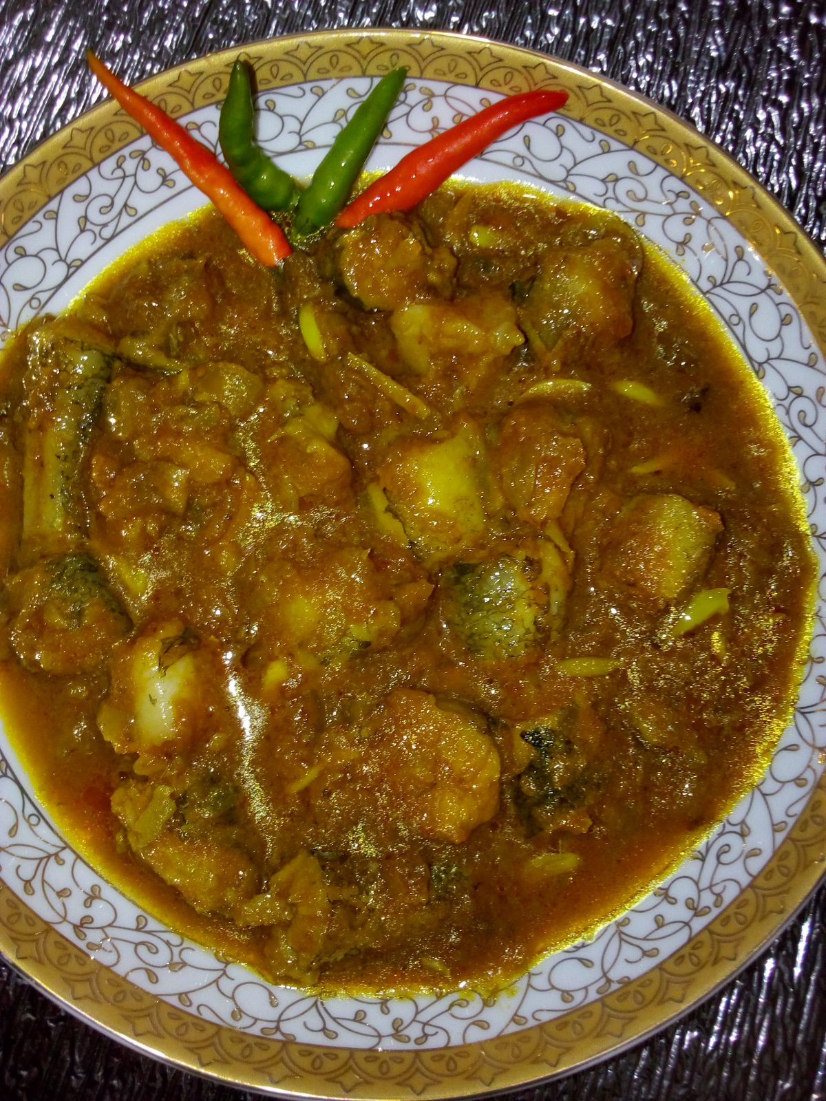 Loitta Fish Vuna from Roshona Bilash