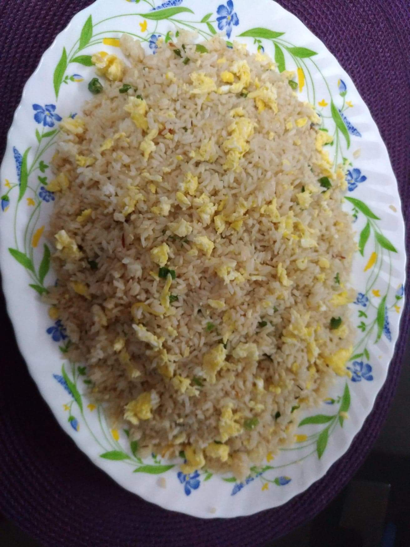 Egg Fried Rice ( For 4 person ) from Mohima's Kitchen