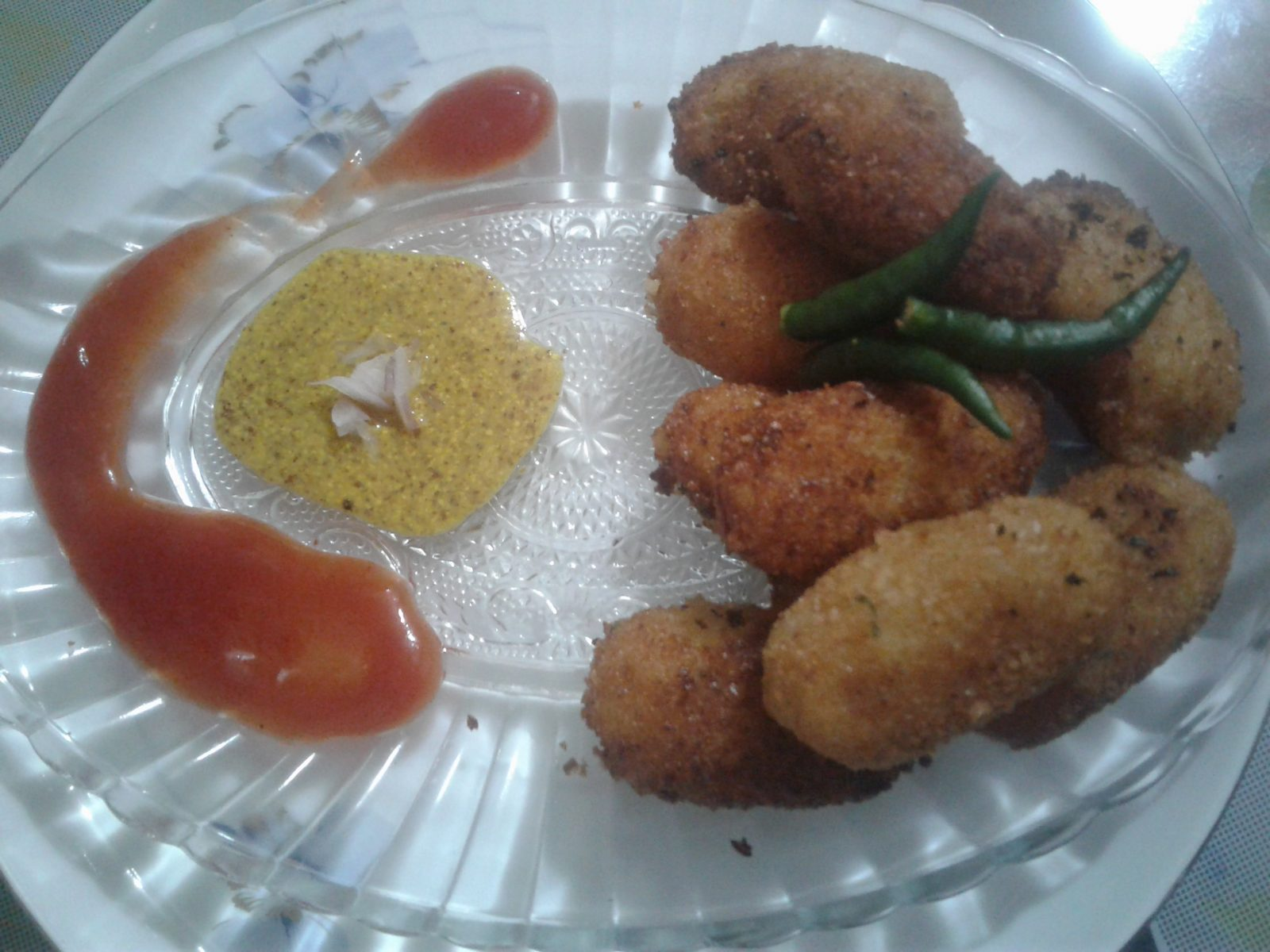 Potato Nuggets from Sadia's Kitchen