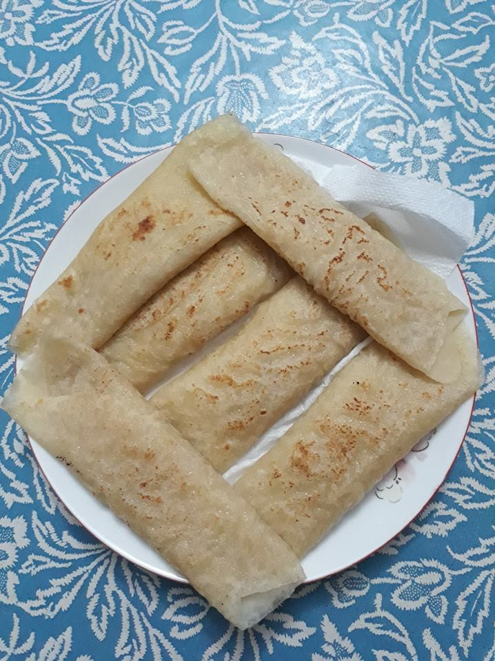 Patishapta Pitha from Sadia's Kitchen