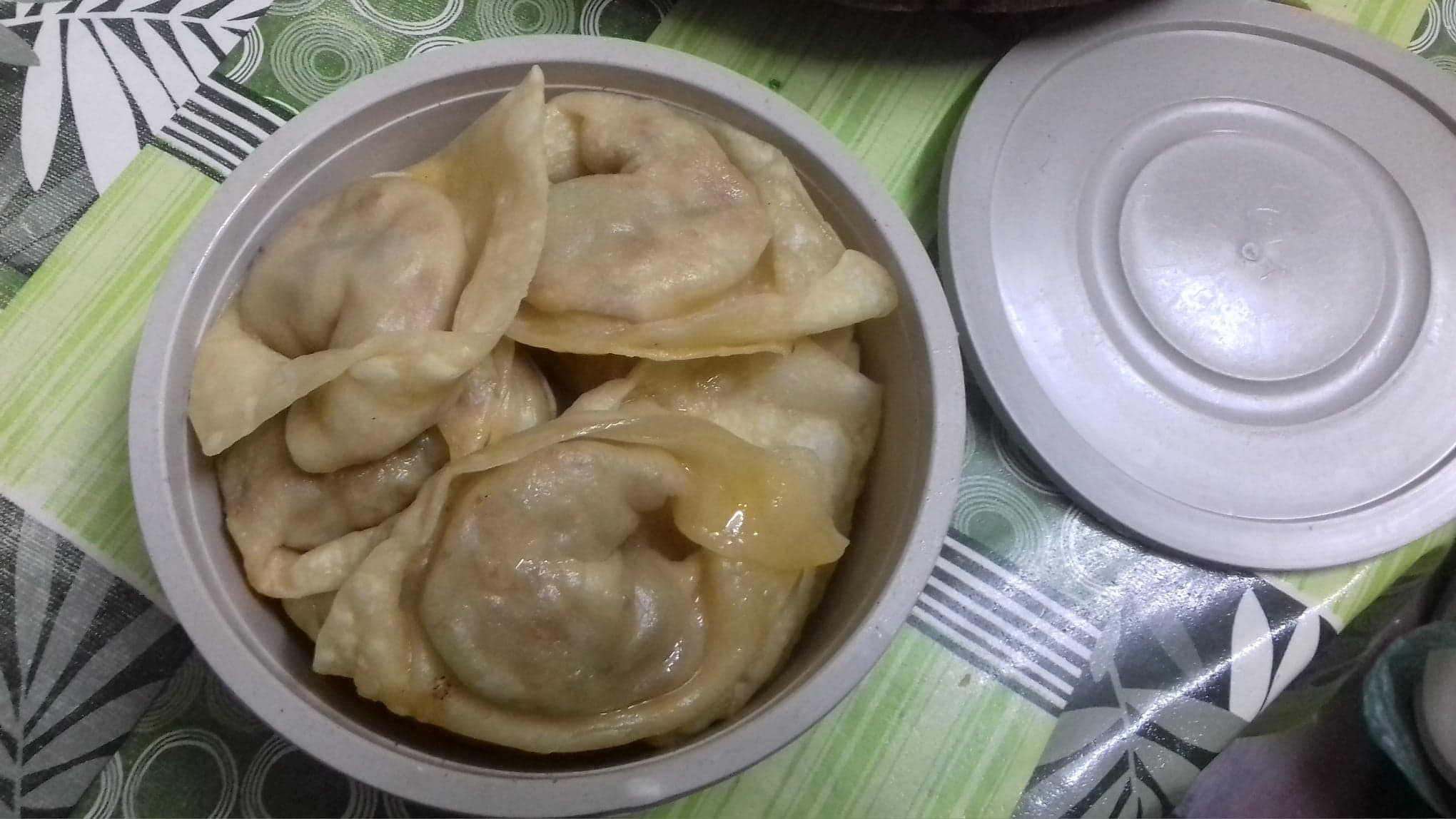 Wonton (frozen) from Juthemoni's Kitchen