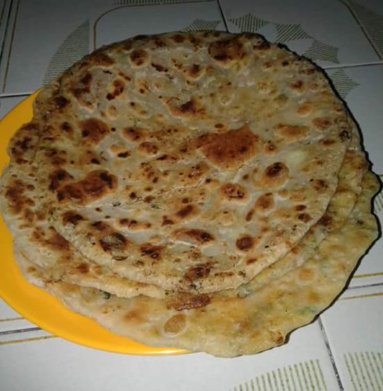 Parata from Food Haven