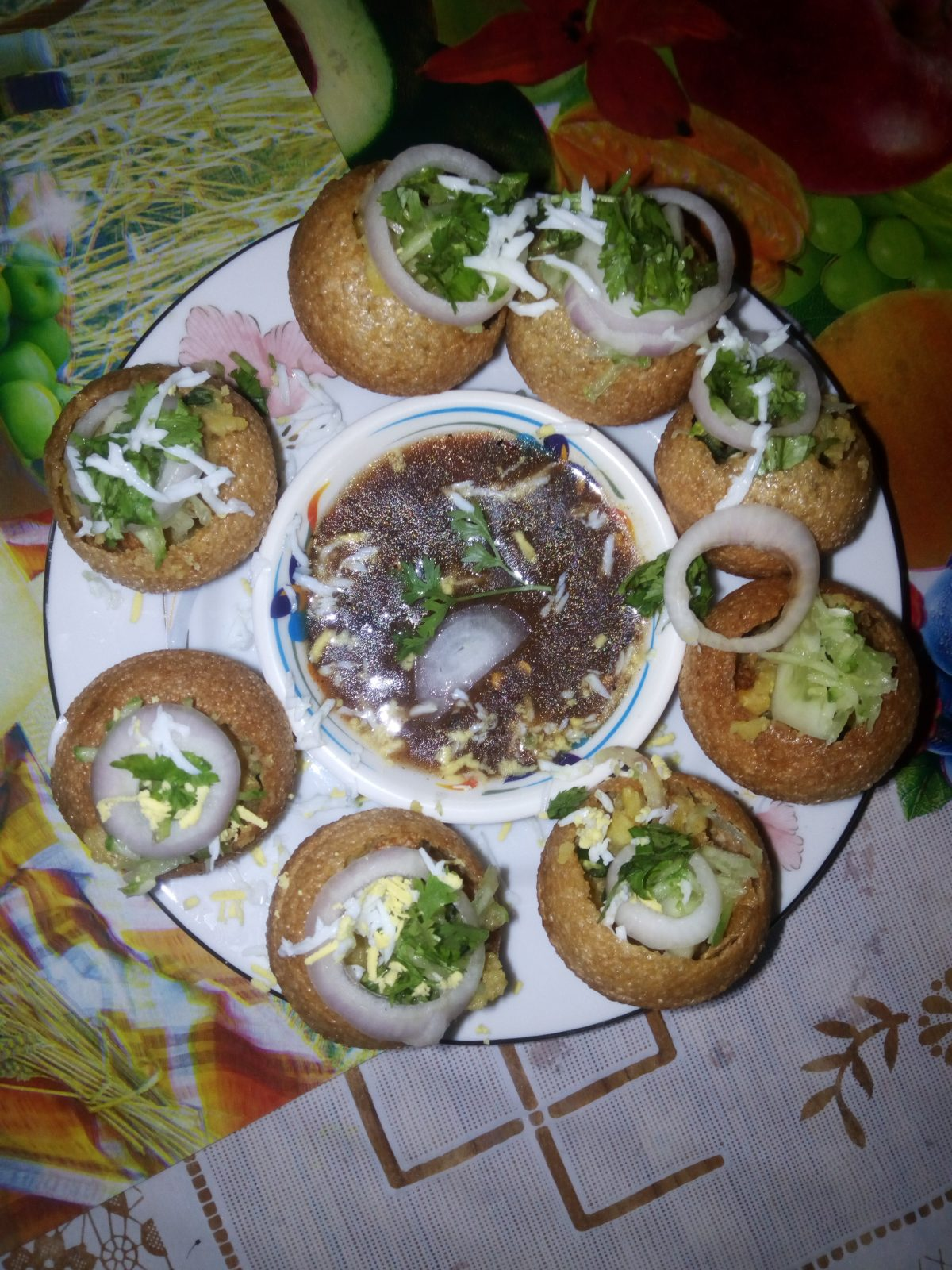 Special Fuchka from Naher Kitchen