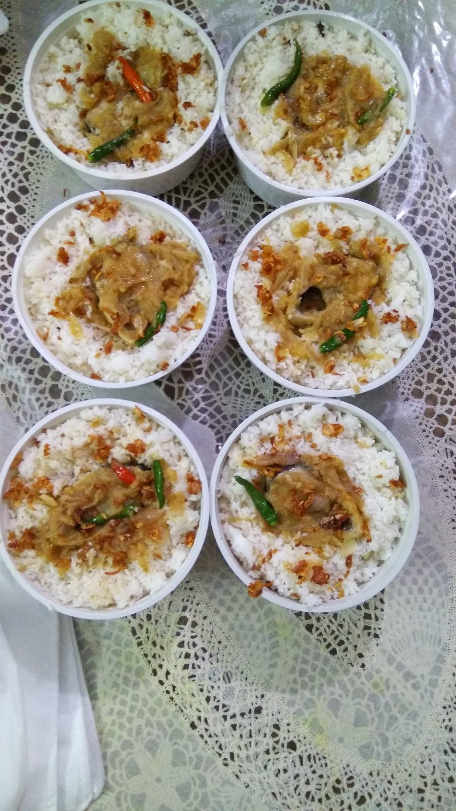 Ilish Polaw from Nuzhat's Dine
