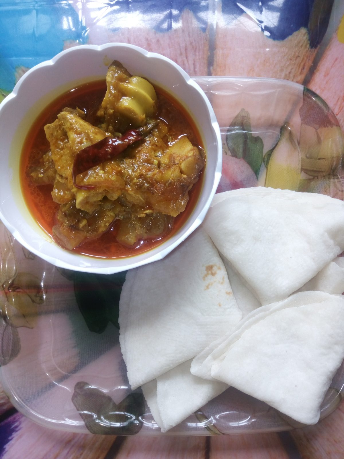 Nehari with Chaler Ruti from Naher Kitchen