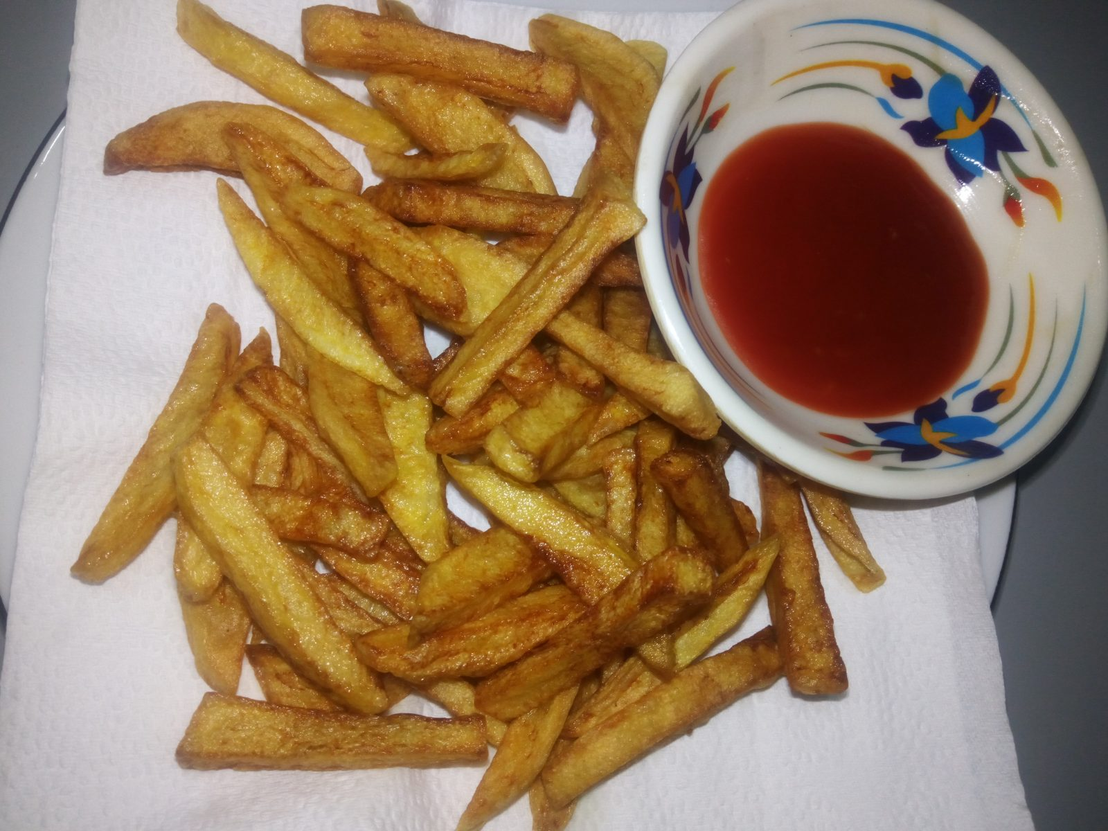 French Fries from Naher Kitchen