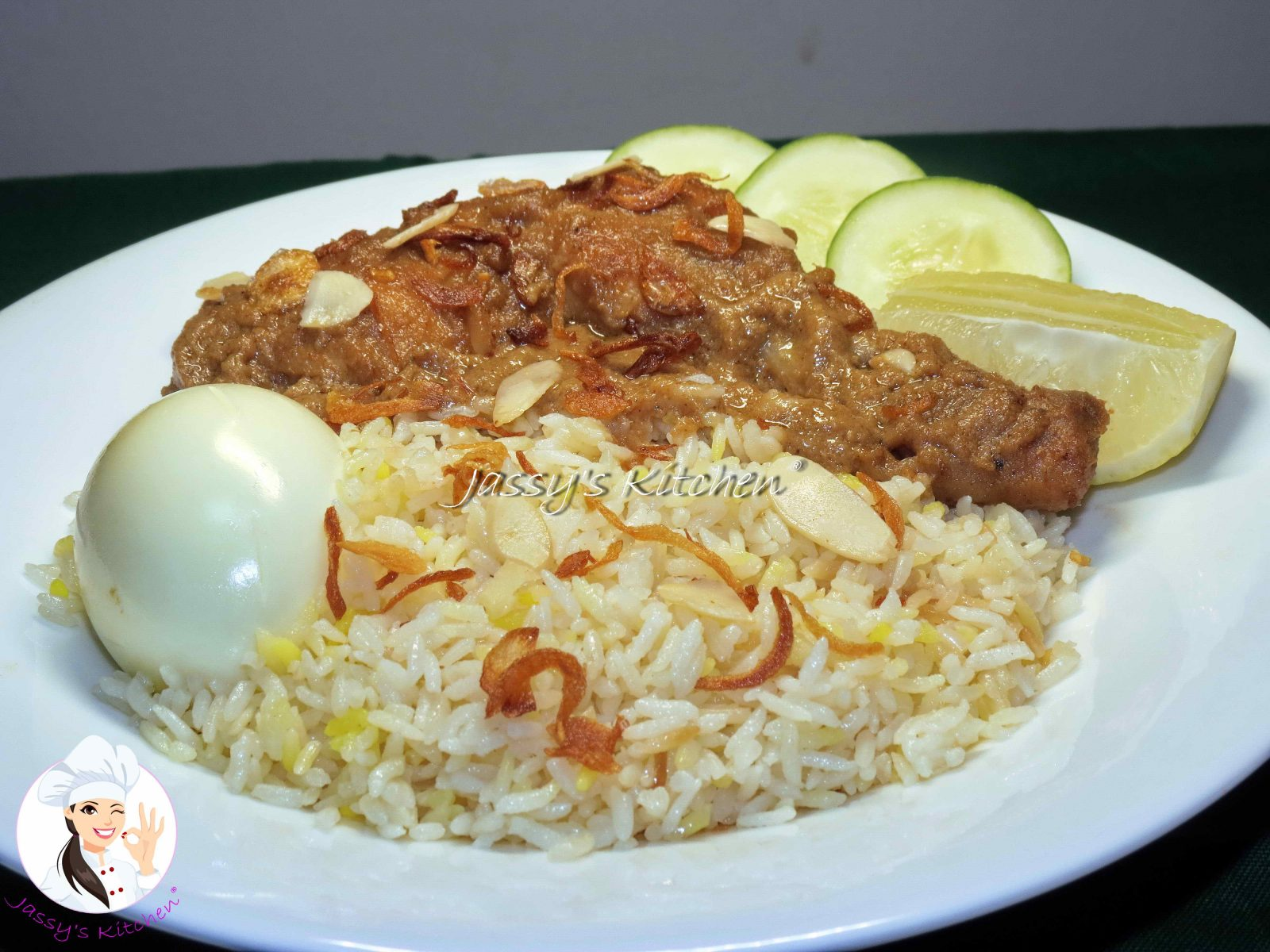 Morog Pulao Combo from Jassy's Kitchen