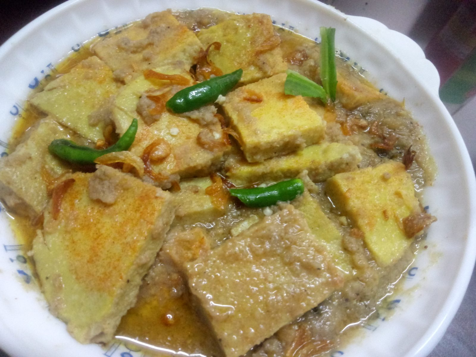 Vapa Dimer Kurma from Mohima's Kitchen