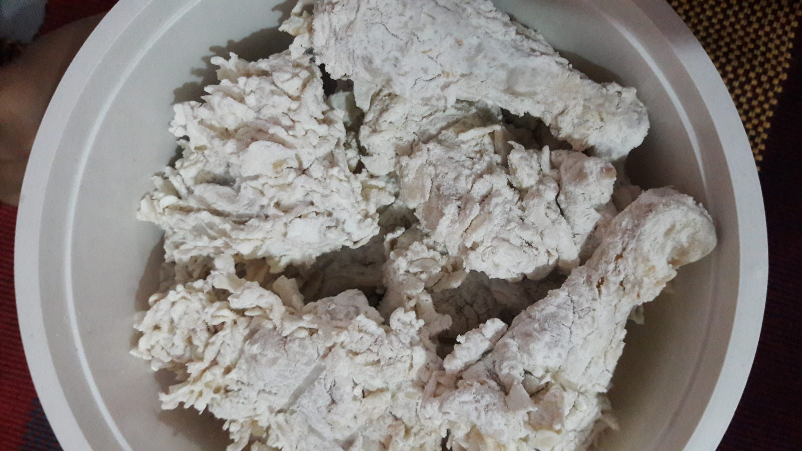 Frozen Chicken Fry from Trusty Food House