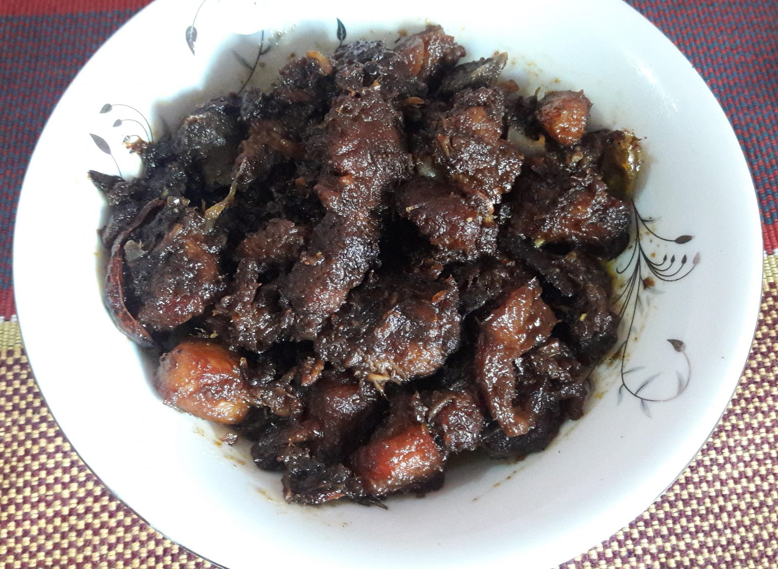 Beef Kala Vuna from Trusty Food House