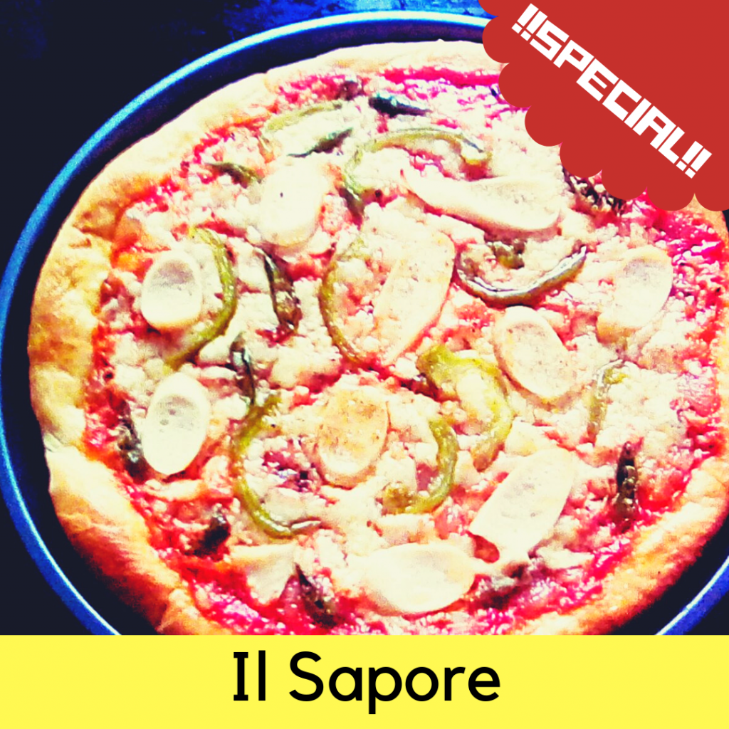 "Chicken Pizza - Medium 10"" from Il Sapore"
