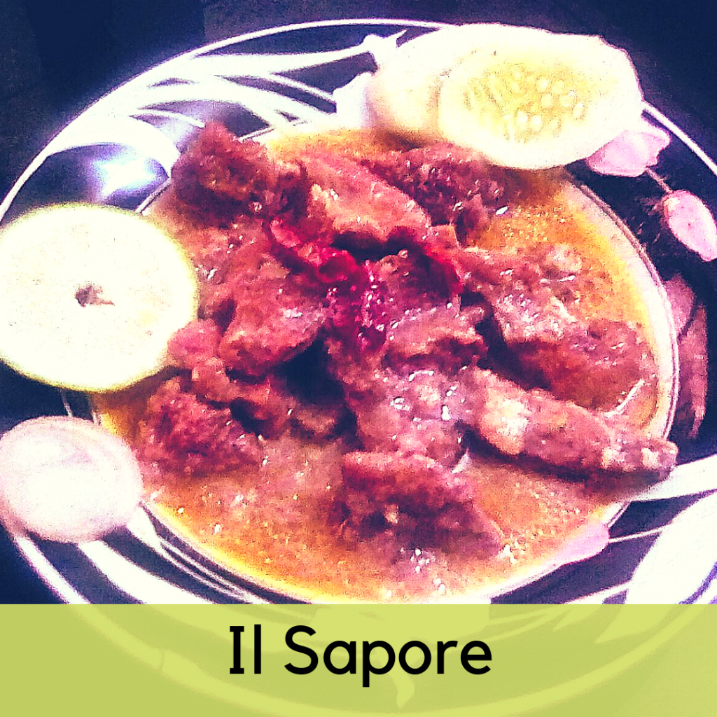 KataMoshla Beef Curry from Il Sapore