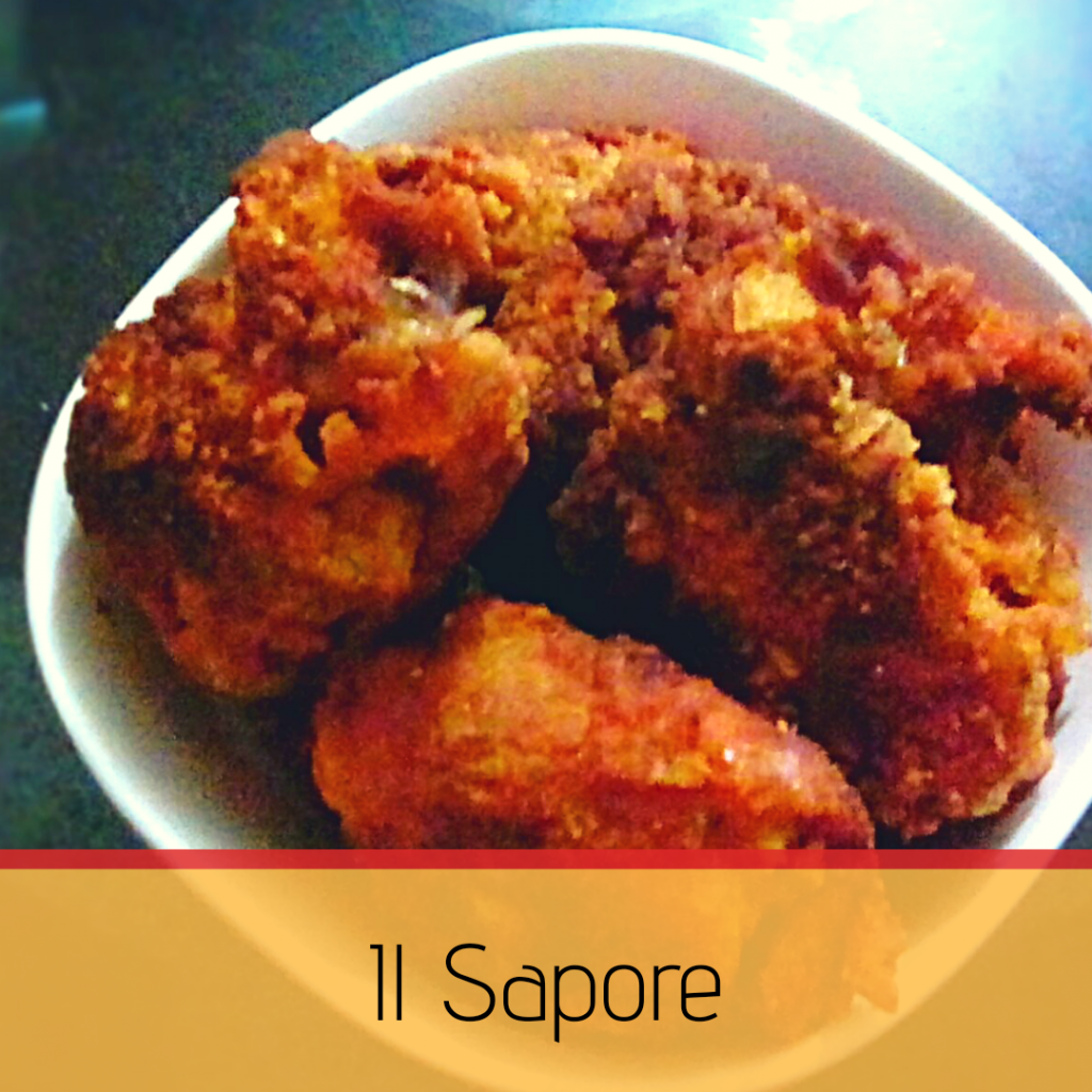 Fried Chicken Bucket - 8pcs from Il Sapore