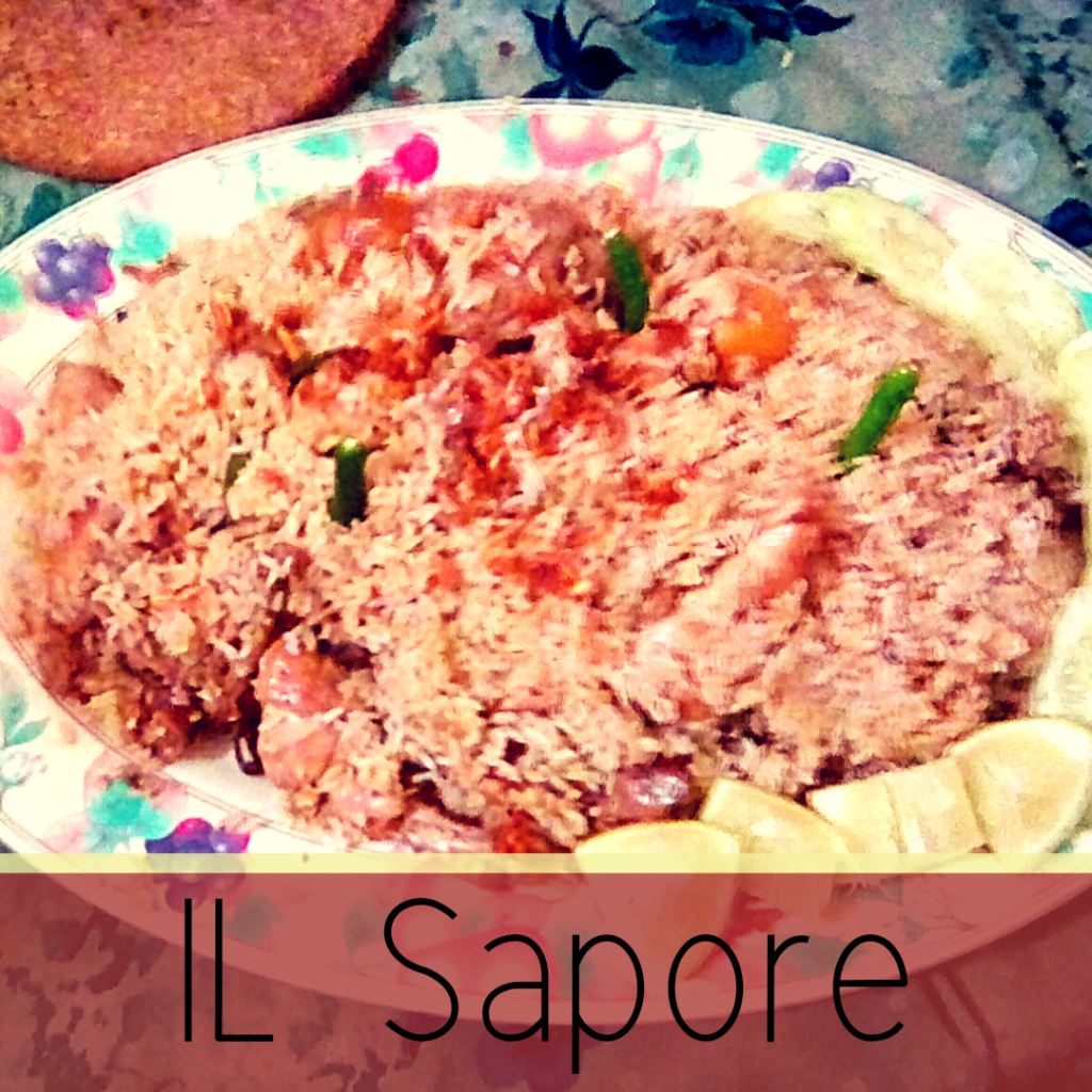 Special Shahi Chicken Biryani from Il Sapore
