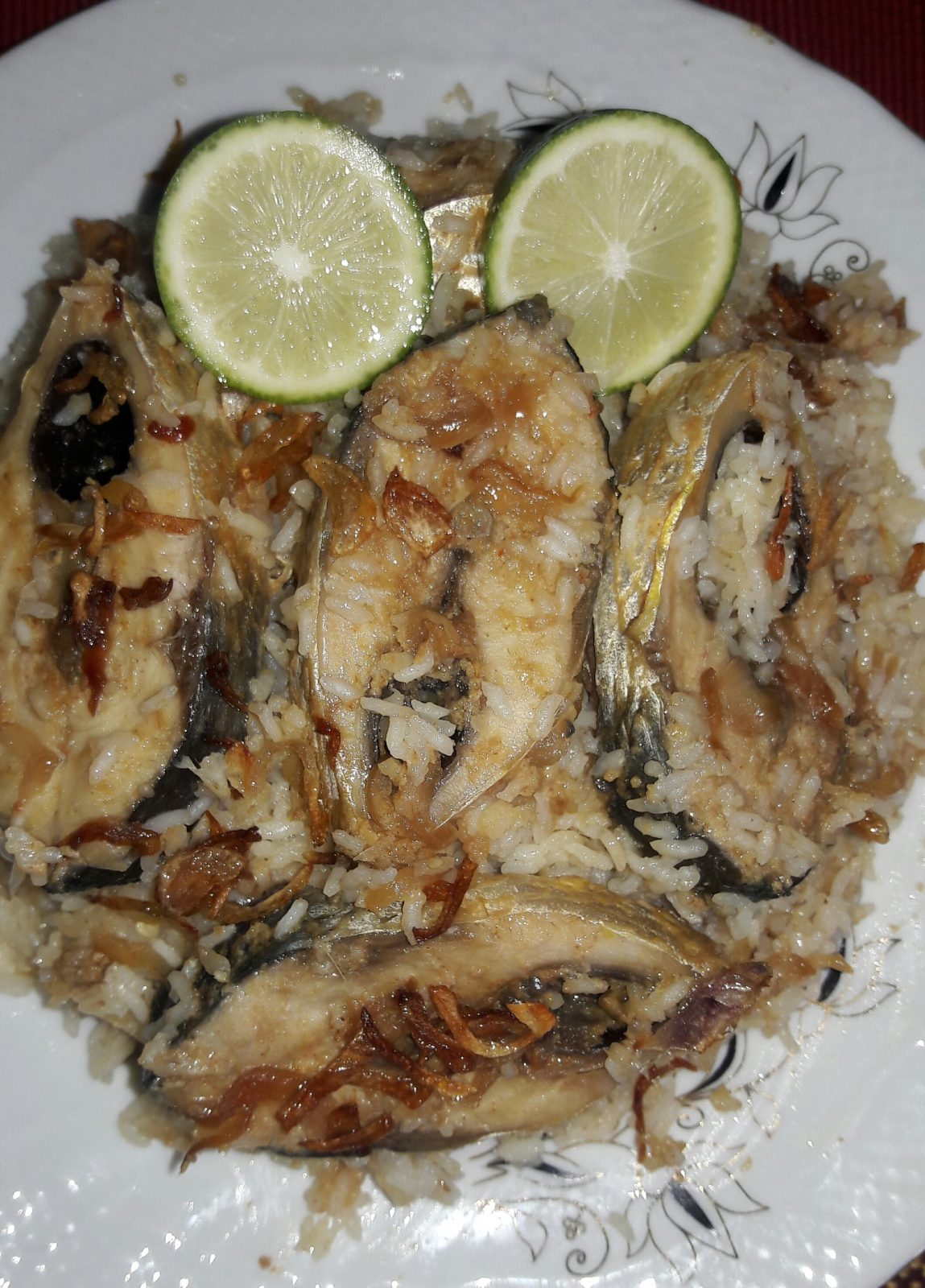 Ilish Polaw from Trusty Food House