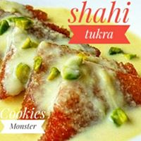 Hyderabadi Shahi Tukra from Cookies Monster & Co