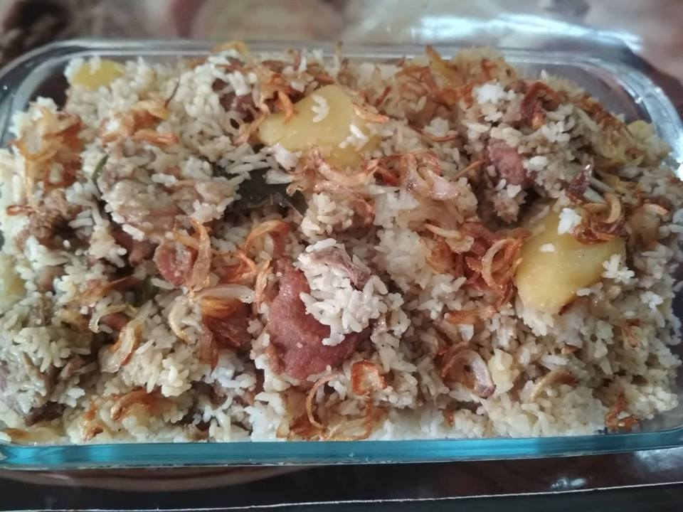 Mutton Biryani from Nilima Rannaghor