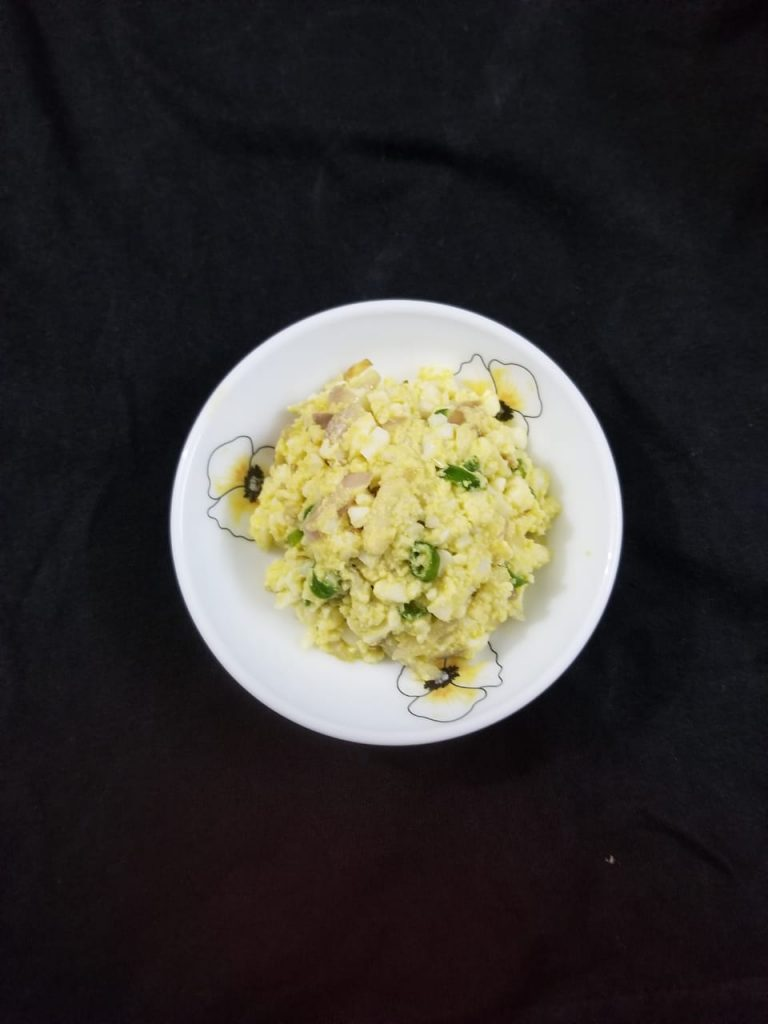 Dim Bhorta from Cook with Delicacy