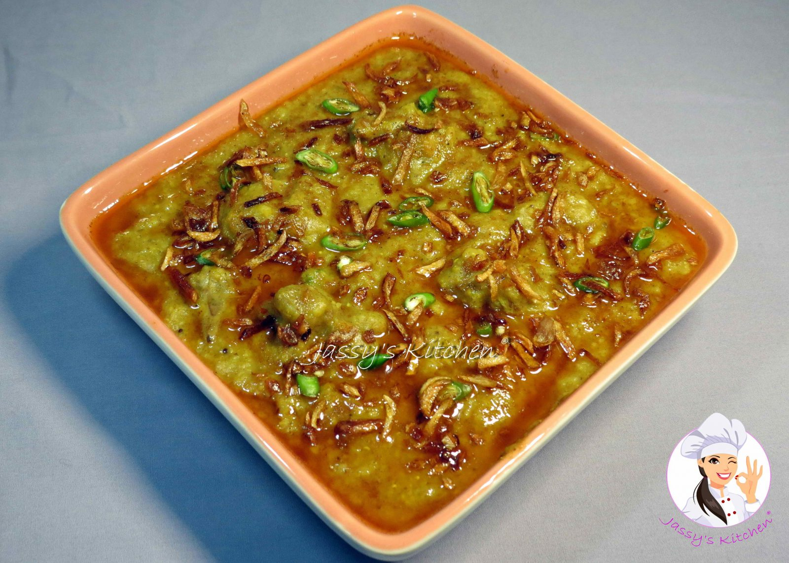 Beef Haleem from Jassy's Kitchen