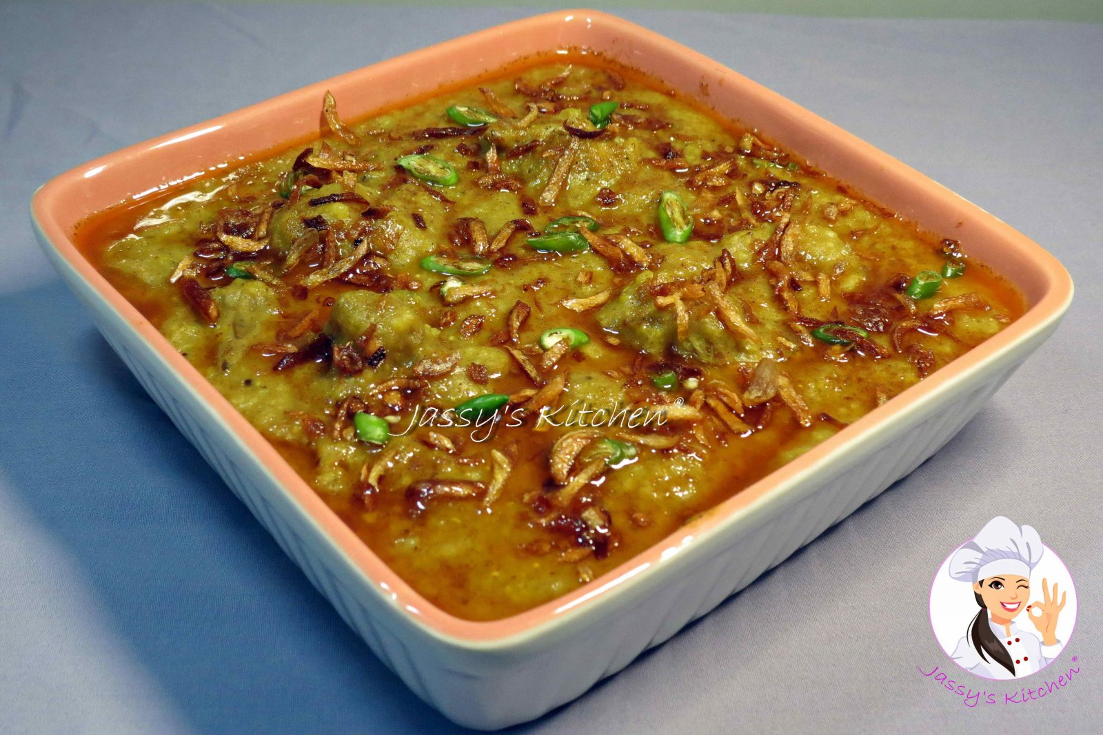 Chicken Haleem from Jassy's Kitchen
