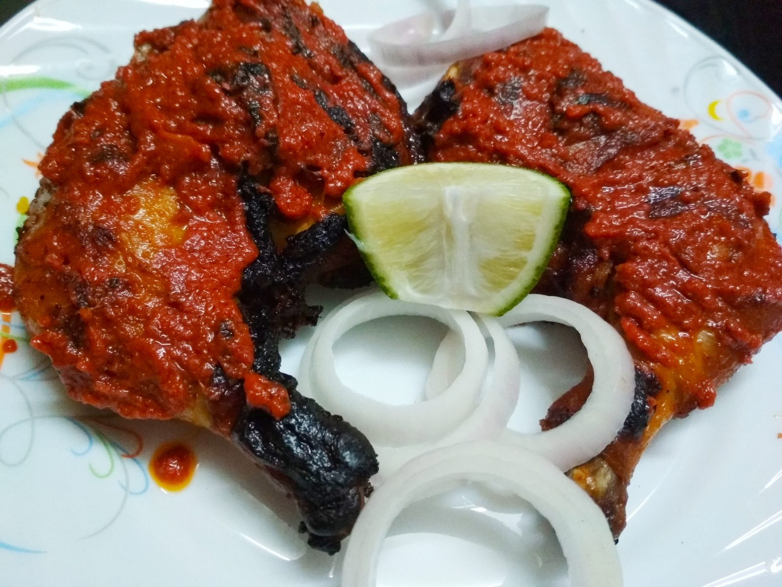 Tandoori Chicken from Nilima Rannaghor
