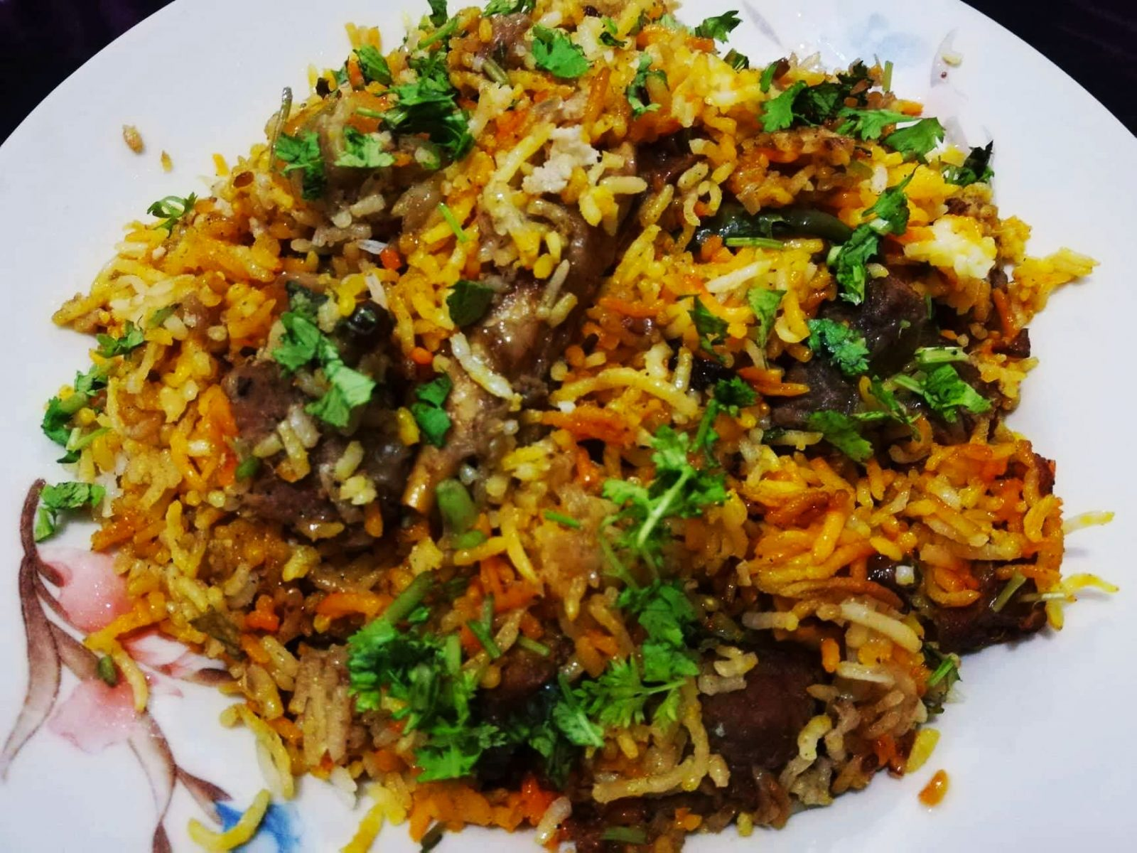 Hyderabadi Biryani from Ghorowa Kitchen
