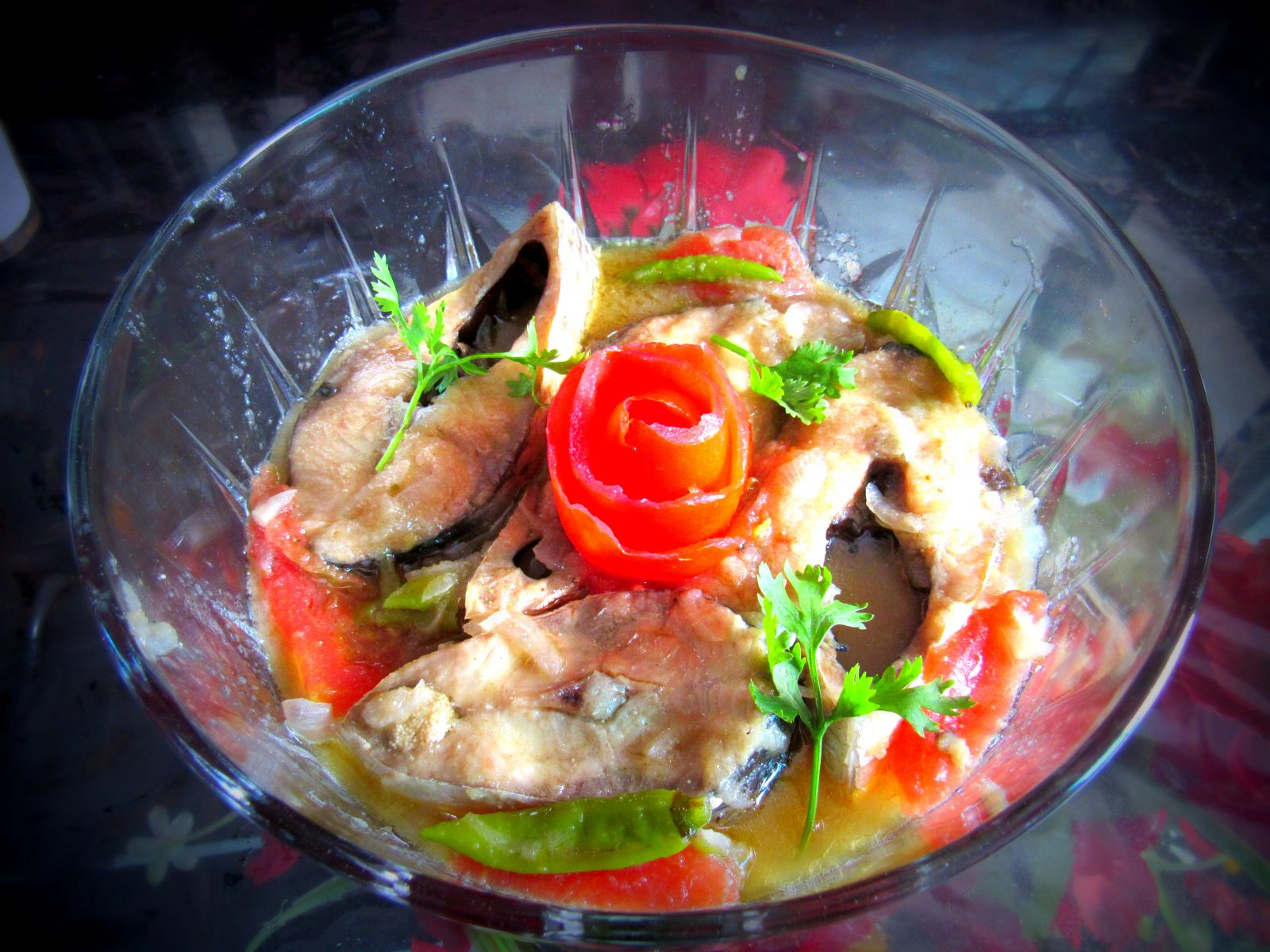 Shada Ilish from Momo's Cookhouse
