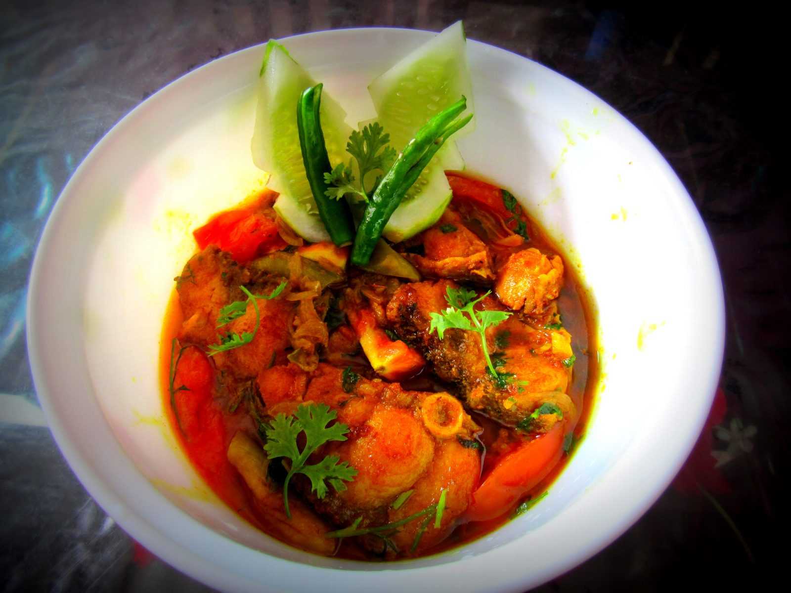Rui Fish Curry from Momo's Cookhouse