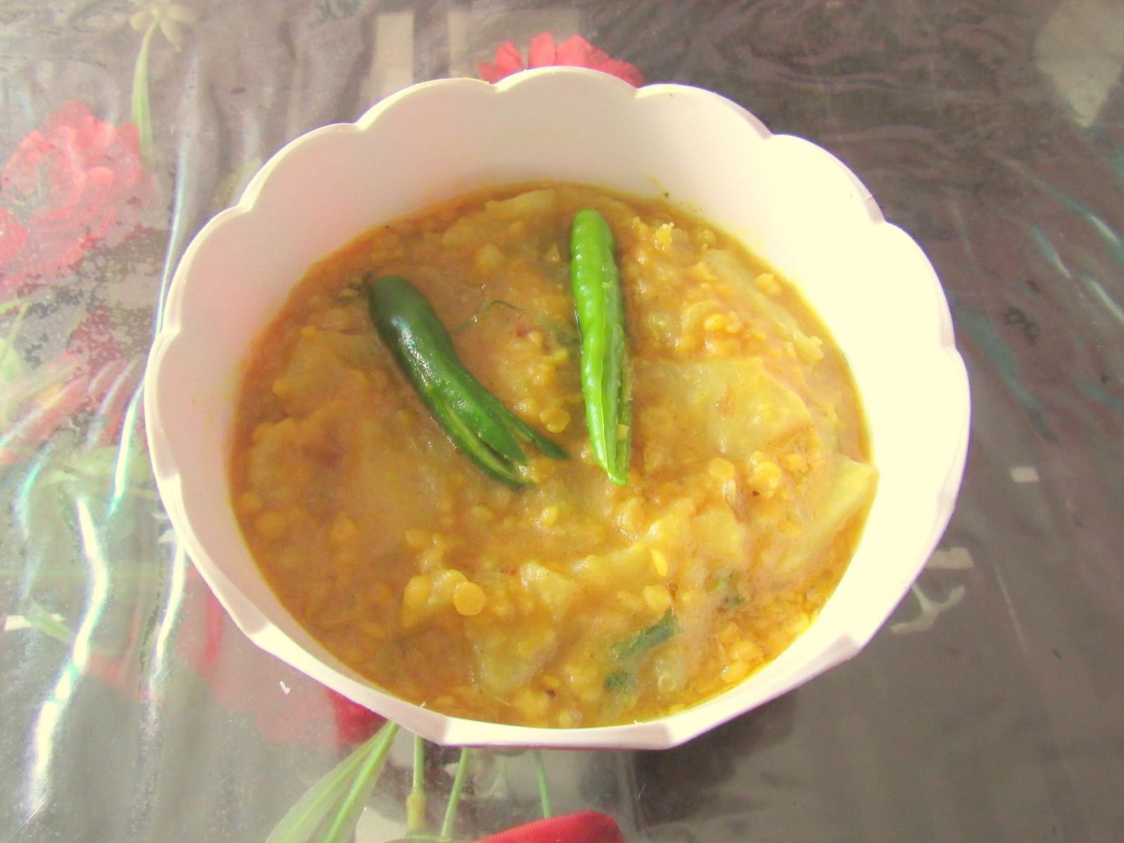 Pepe Daal from Momo's Cookhouse
