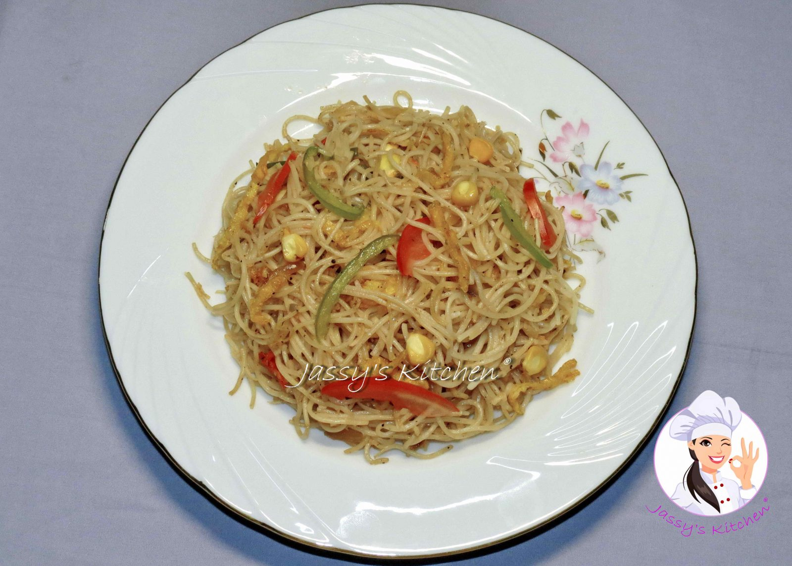 Egg Noodles from Jassy's Kitchen