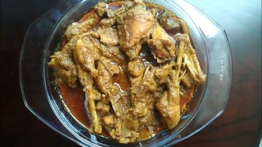 Deshi Chicken Bhuna from Dipti's Cookhouse