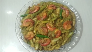 Loti Chingri Bhuna - 500gm from Dipti's Cookhouse