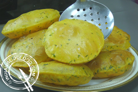 Frozen Masala Puri (20 pcs) from Ripa's Kitchen