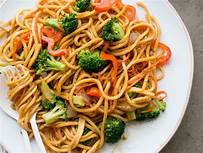Chowmein from Kory's Recipe
