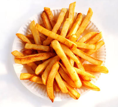 French Fry from Ripa's Kitchen