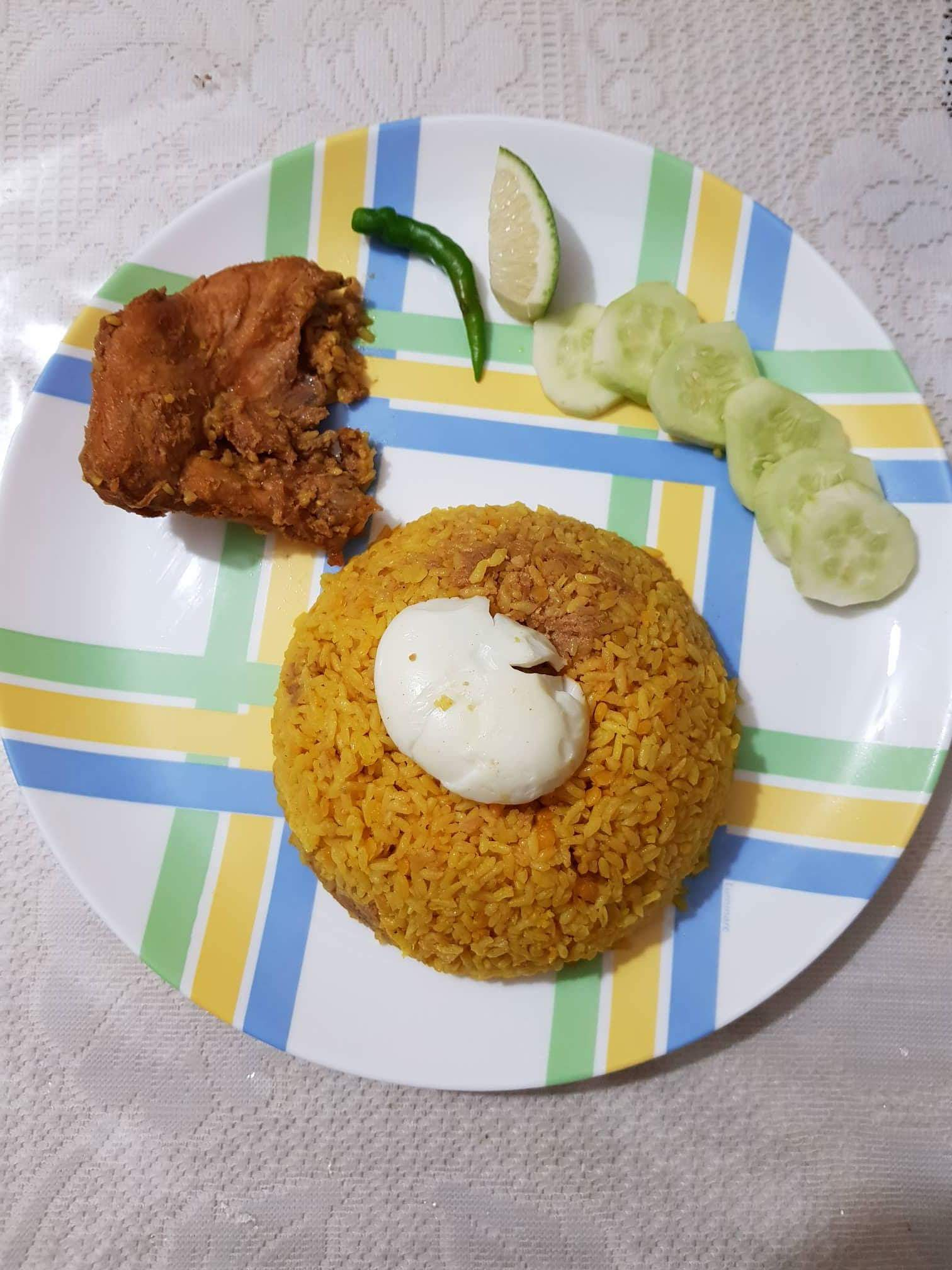 Chicken Khichuri from Mitra's Kitchen