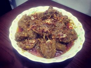 Shahi Beef from Sheema's Kitchen