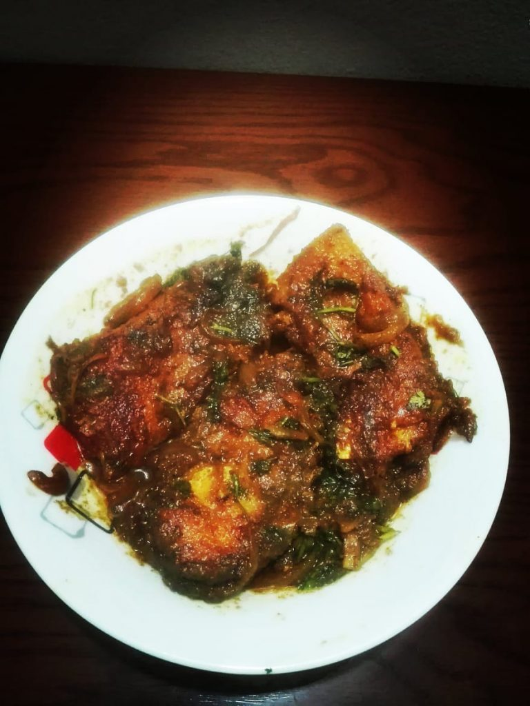 Fish Bhuna from Sheema's Kitchen