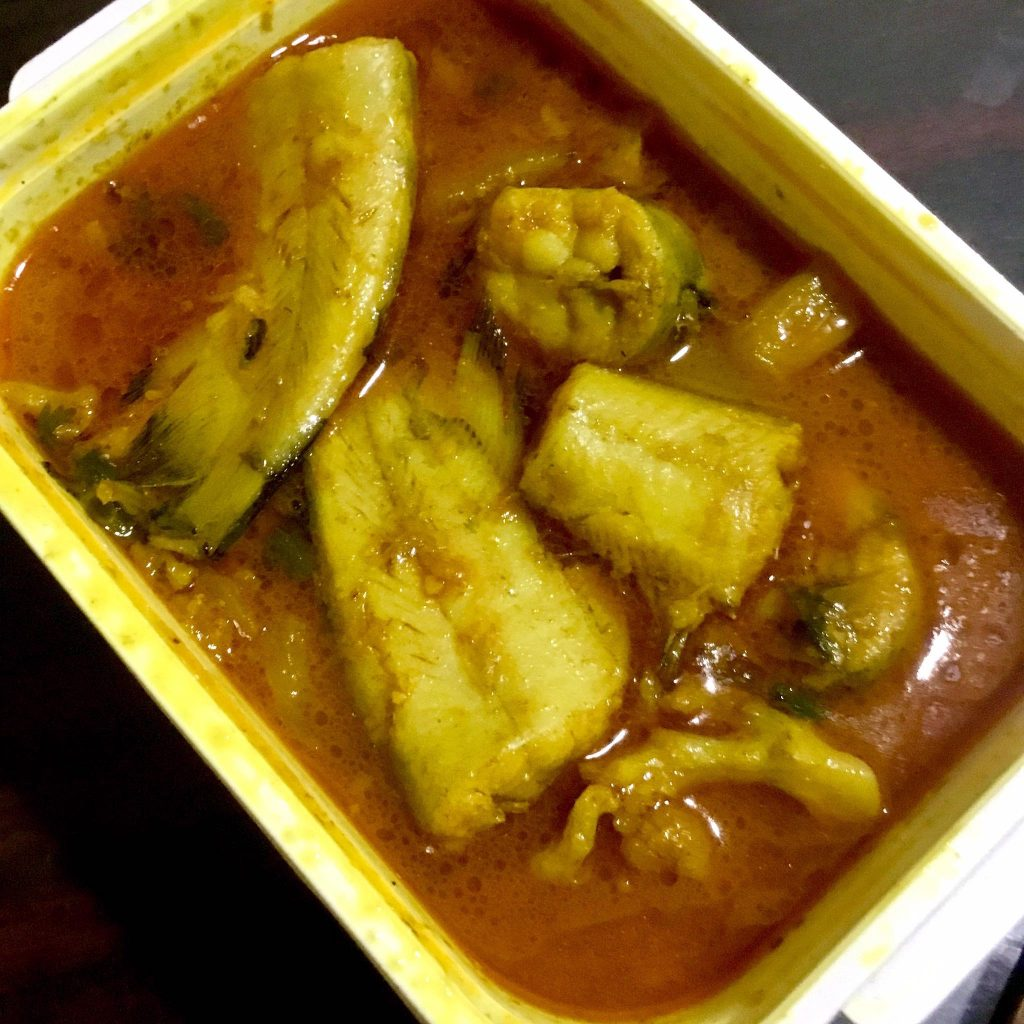 Shing Fish Curry from Shokal