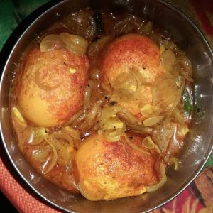 Dimer Dopeaji from Prapti's Kitchen