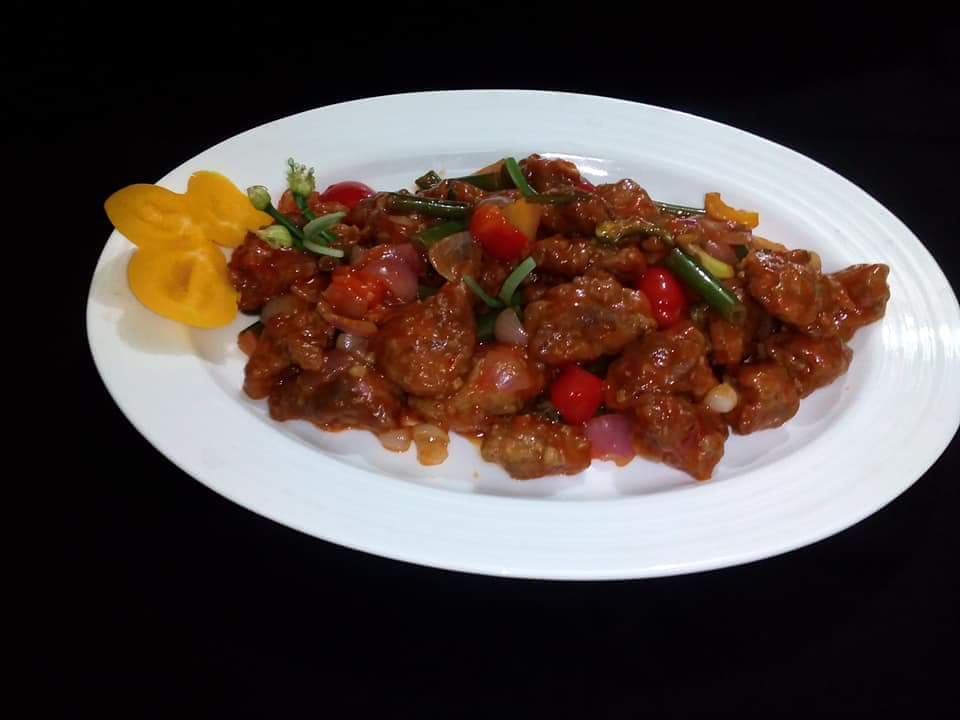 Chicken Manchurian from Cooking Maestro